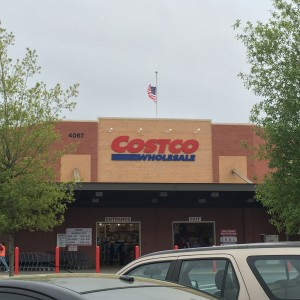 Costco Wholesale is a great place to buy items in bulk. From water, to meat, to beverages, if you have a big appetite or family, Costco is the place to go. (Photo by Alyssa Fort)